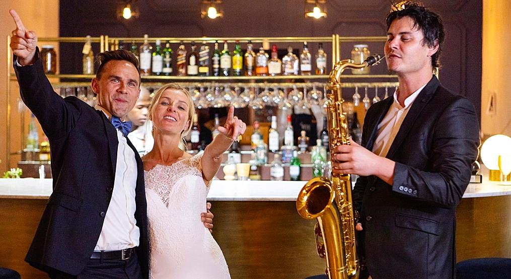 Wedding DJ at Boschendal